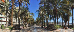 Explanada de Spanje bezienswaardigheid Costa Blanca