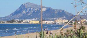Playa Las Marinas aan de Costa Blanca