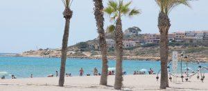 Playa de San Juan aan de Costa Blanca